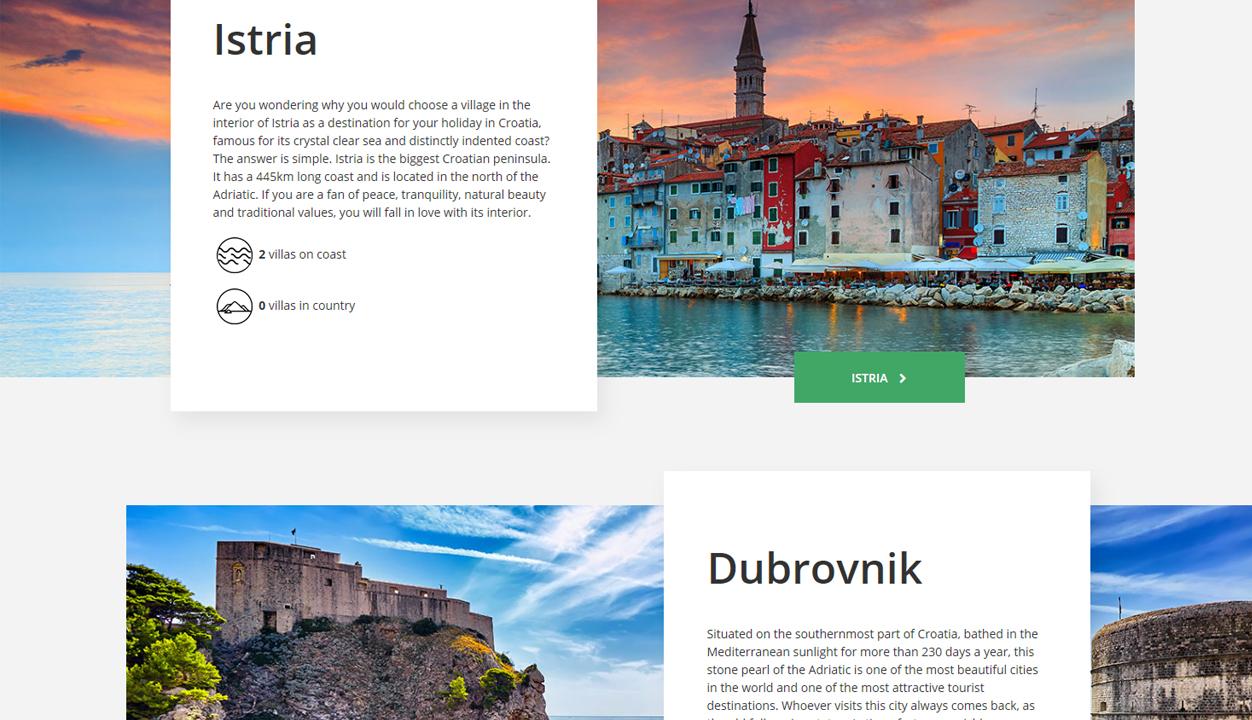 Croatia&Villas