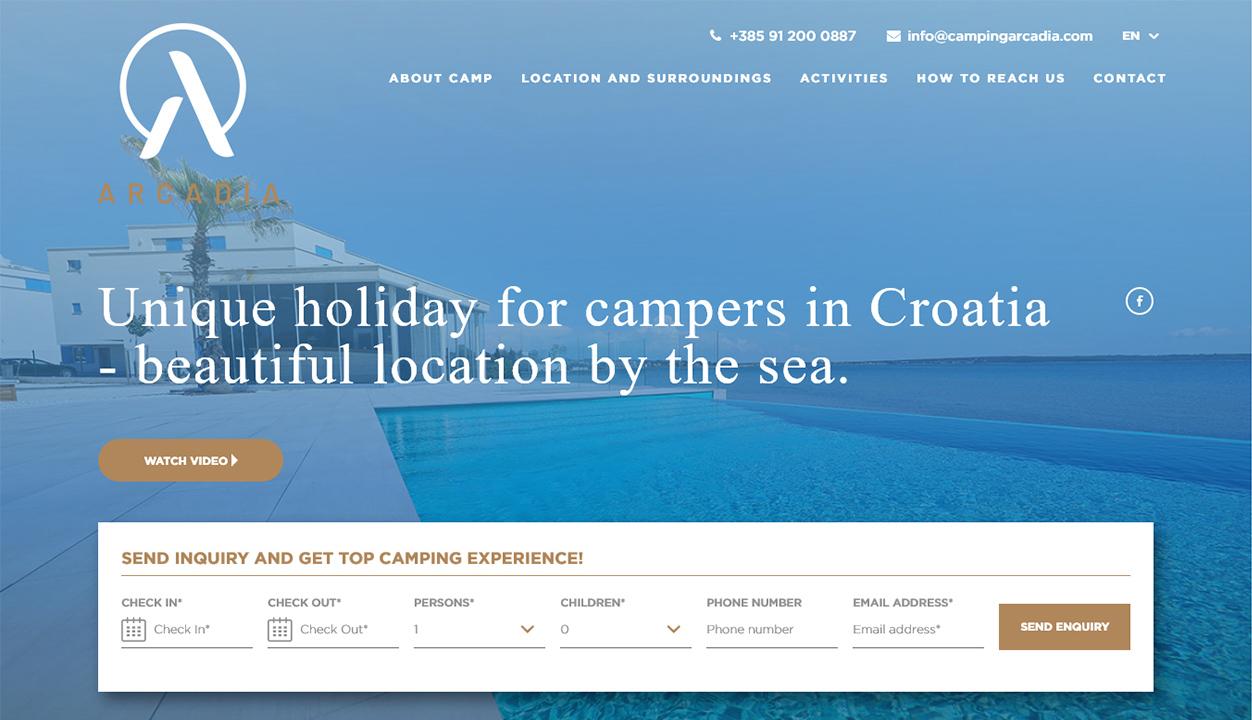 Camping Arcadia