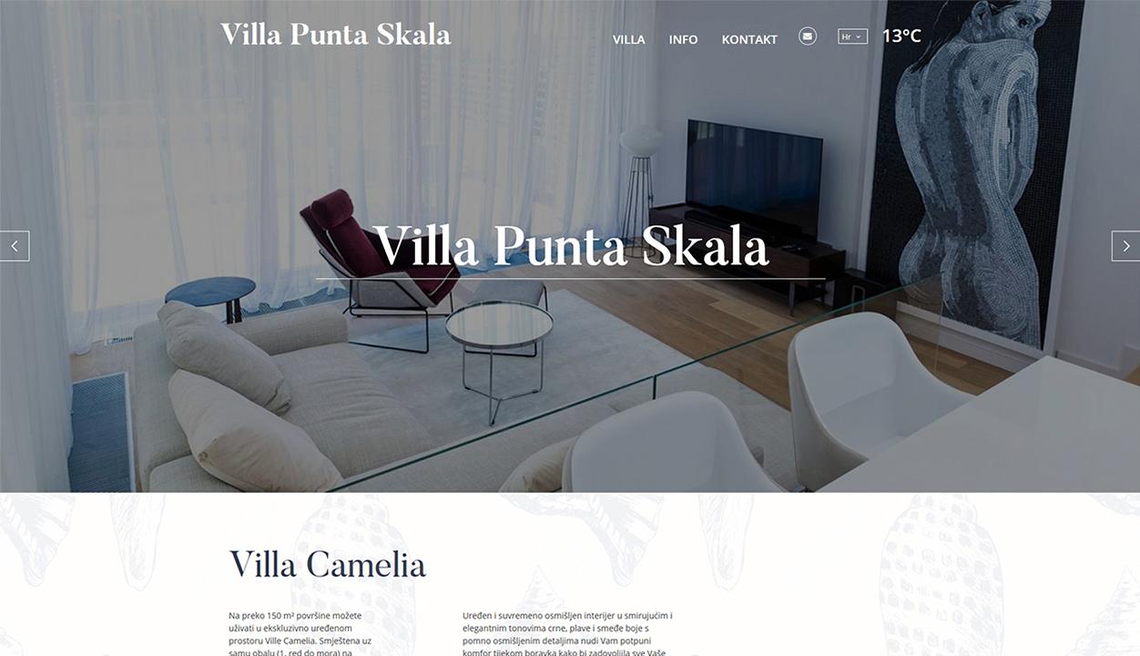 Villa Punta Skala