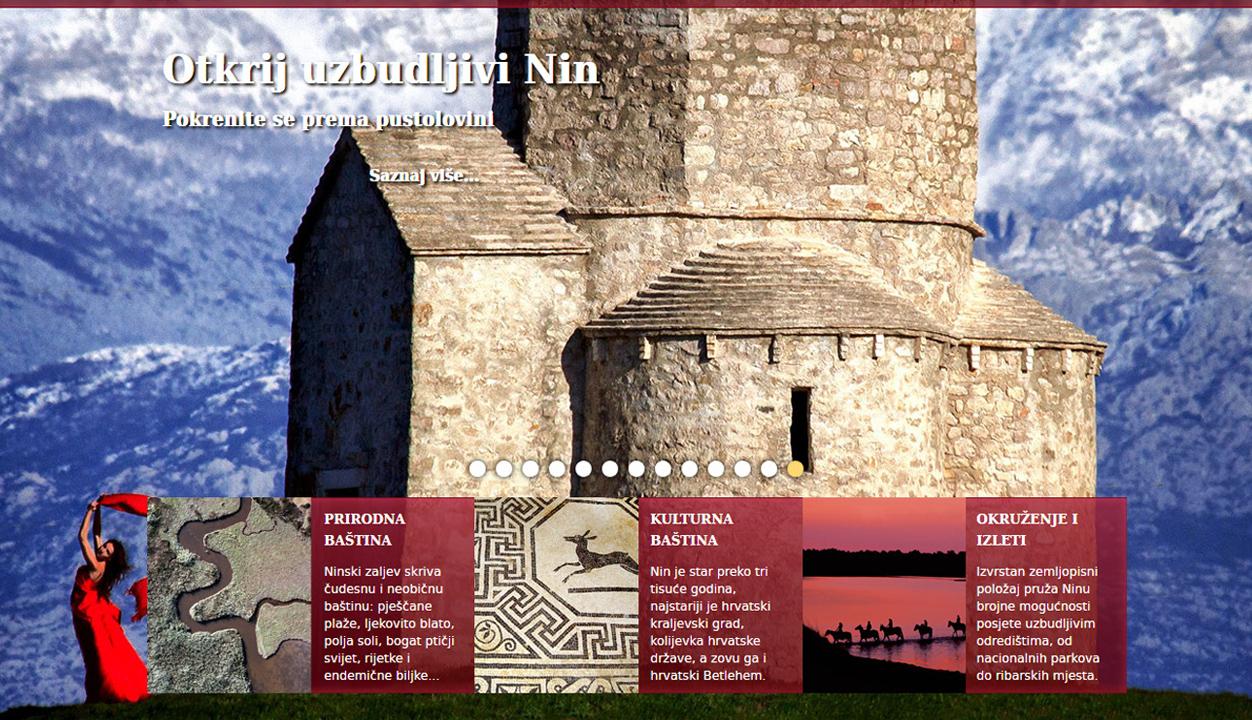 Turistička zajednica Grada Nina
