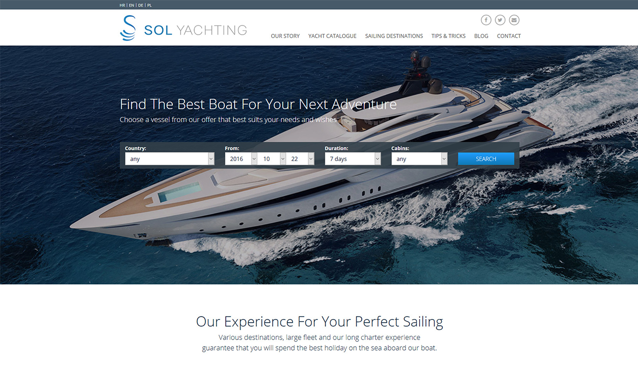 Sol Yachting