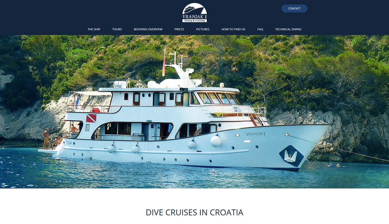 Vranjak Diving & Cruising