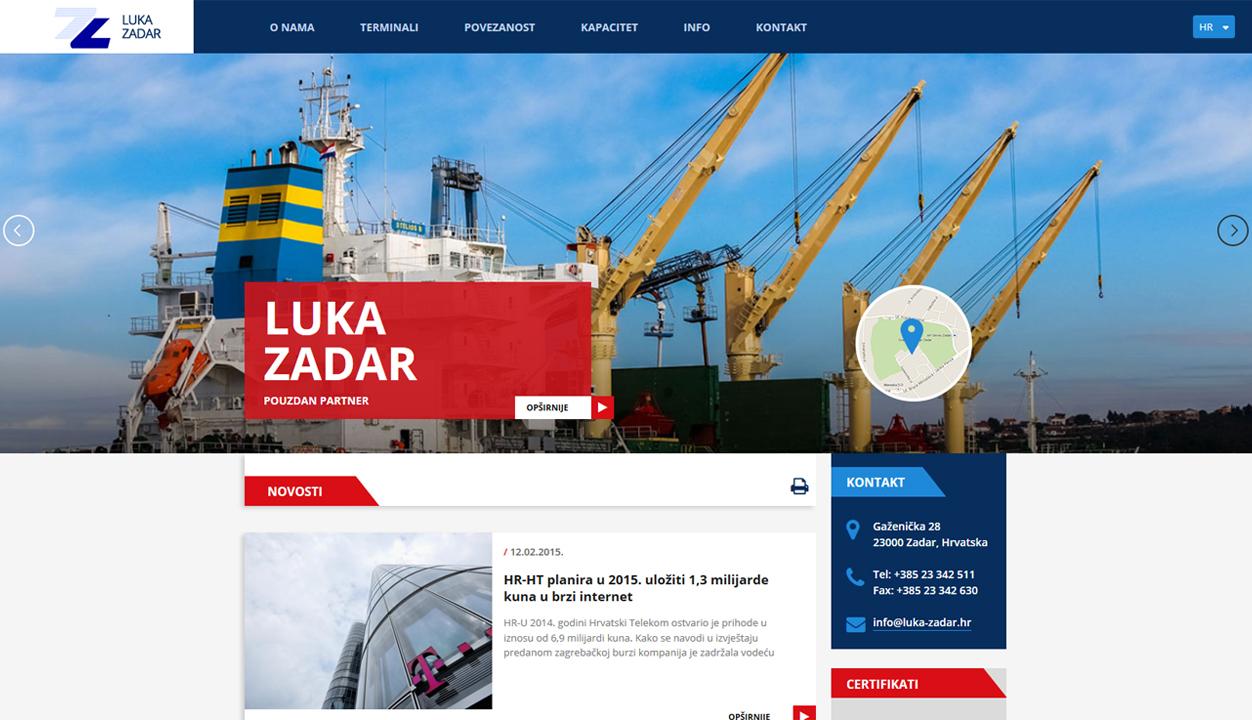 Luka Zadar dd