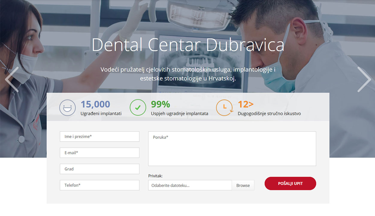 Dental Center Dubravica